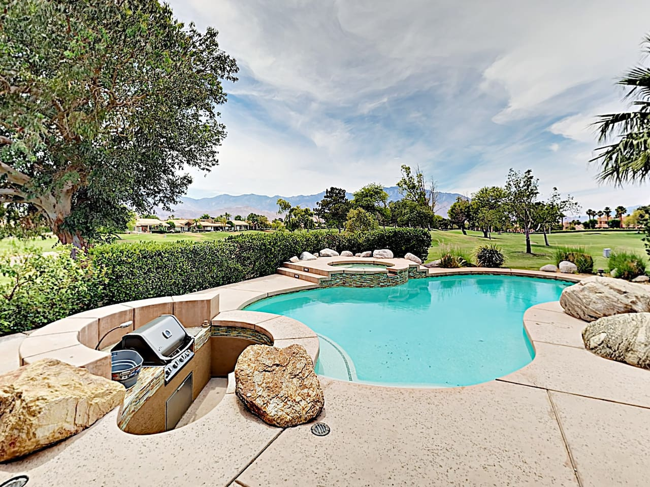 Welcome to Rancho Mirage! This condo is professionally managed by TurnKey Vacation Rentals.