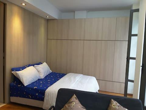 Master bedroom 1 @ Heritage Tiong Bahru