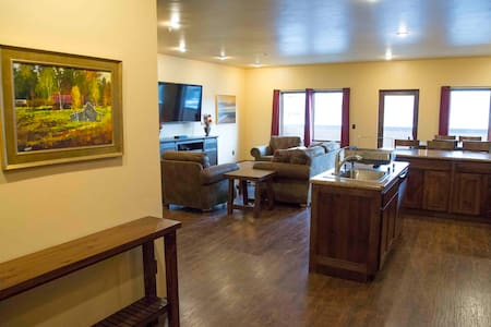 Beautiful, New, Downtown Whitefish Condo, Suite #2