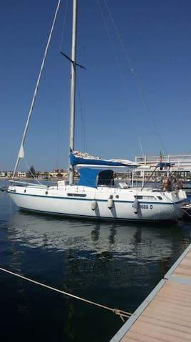 Boat & Breakfast Lady Luna