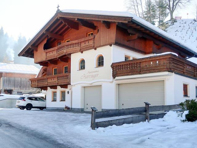 Apartment Haus Harringer in Wildschönau