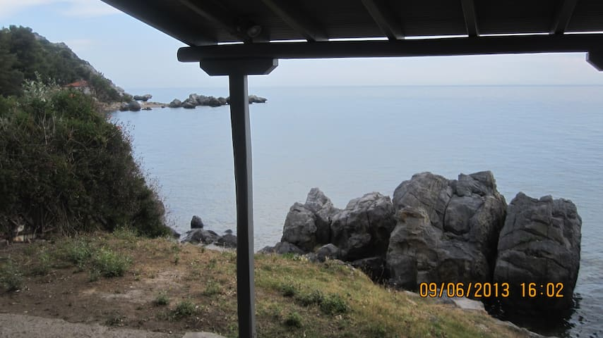 Duplex Apt. with great sea view - really quiet - Nea Skioni