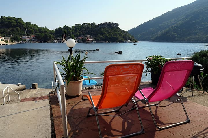 Beautiful Apartment Luna #Okuklje# Mljet   1/2+1 - Maranovići