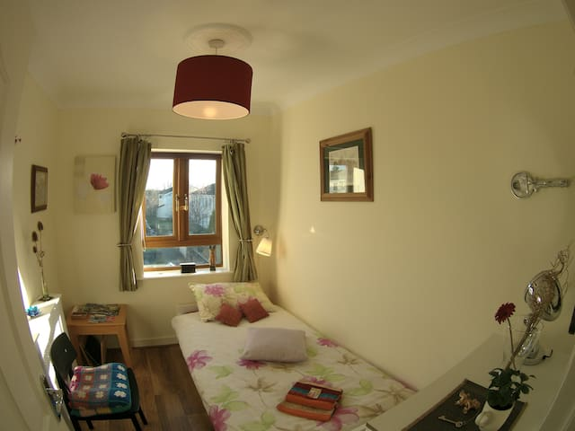 GIRLS ONLY cosy single room 25 mins from Dublin