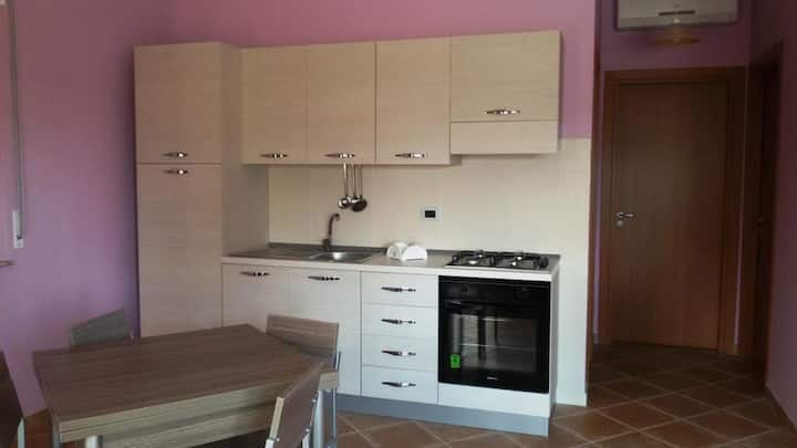 Appartamento a schiera Villapiana Scalo.