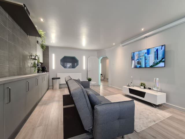 Luxury Concept Apartment - Starship 14