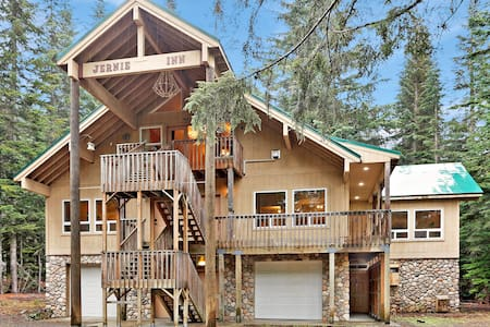 Snoqualmie Pass APARTMENT starting at $76/nt