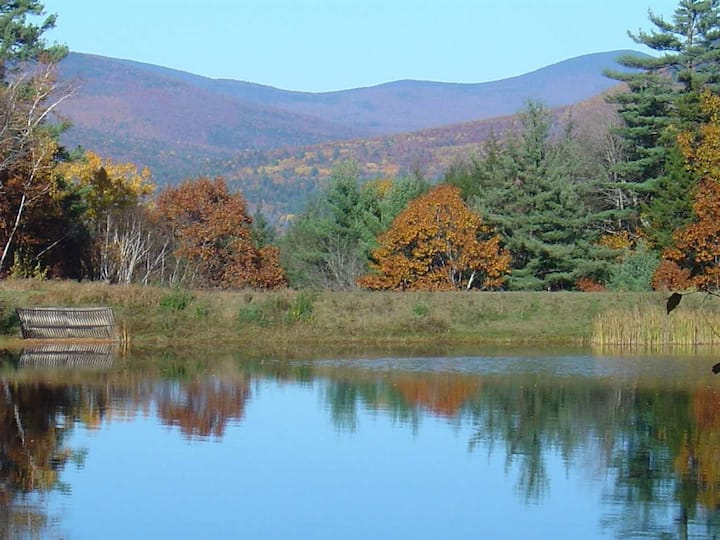 Waterville Estates  in  the White Mountains