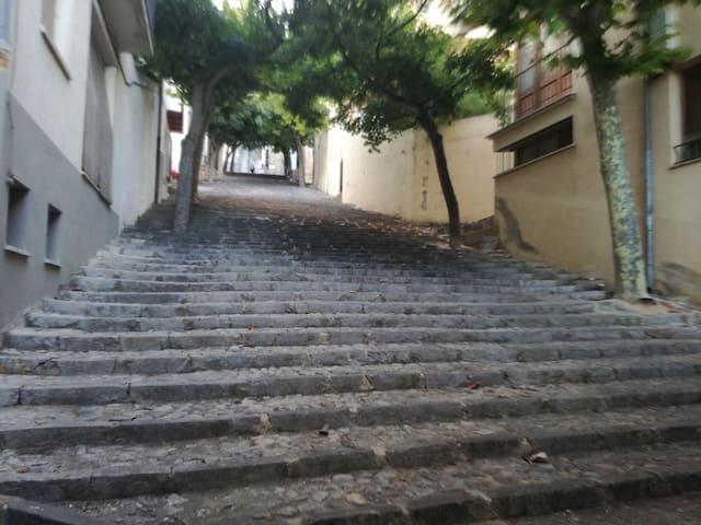 Piso en el casco antiguo de Morella