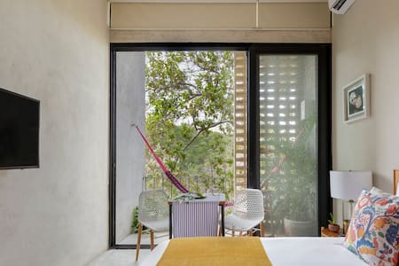 30 square meters studio inside Cancun's heart
