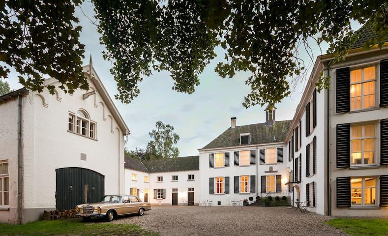 Landgoed Halsaf - Babberich - Bed & Breakfast