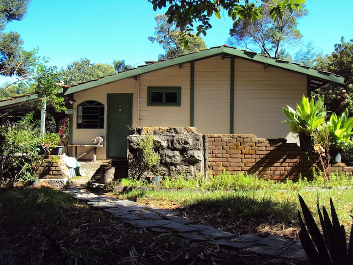 Cabin near forest in Mantiqueira Mountains Brasil