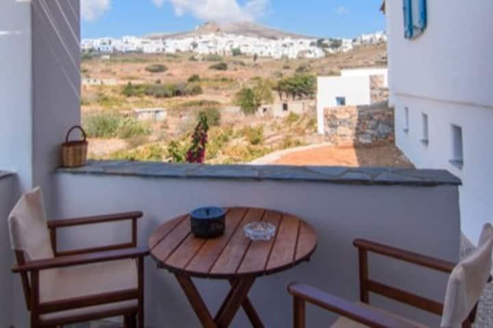 Villa Halkios Amorgos- Studios No3
