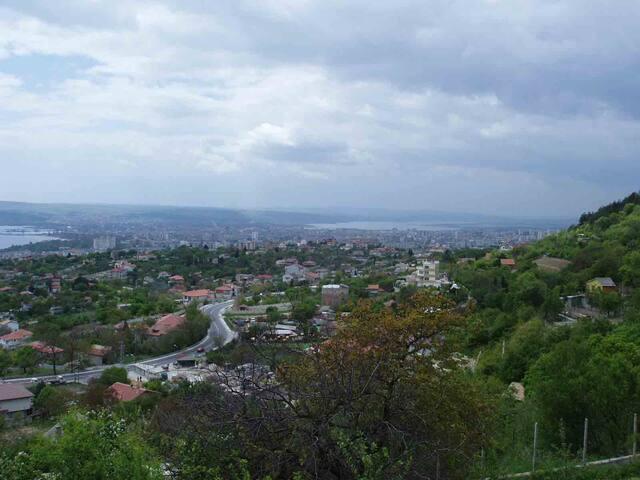 Villa Zlatev, Varna city, Bulgaria