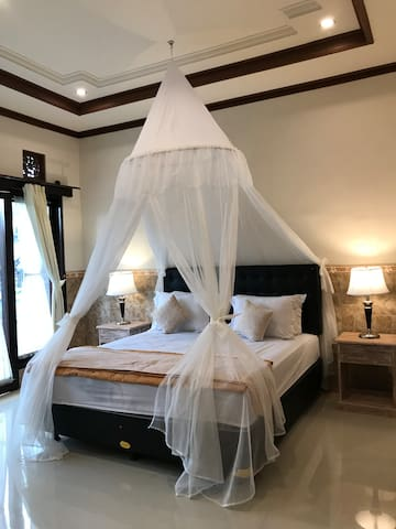 Our Romantic Bedroom