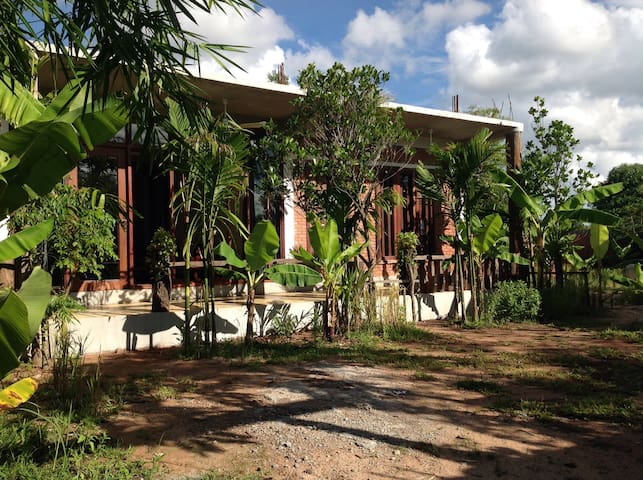 The Natural Homestay- Siem Reap - Krong Siem Reap - Hus