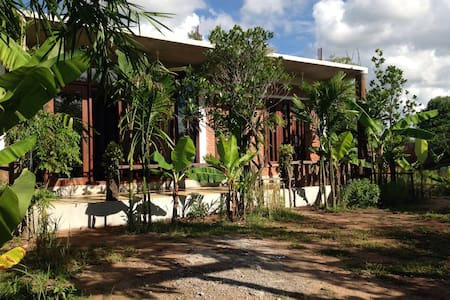The Natural Homestay- Siem Reap - Krong Siem Reap - Haus