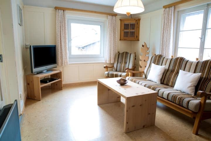 Ferienwohnung Via Imperiala, (Müstair), Apartment for 2-6 people