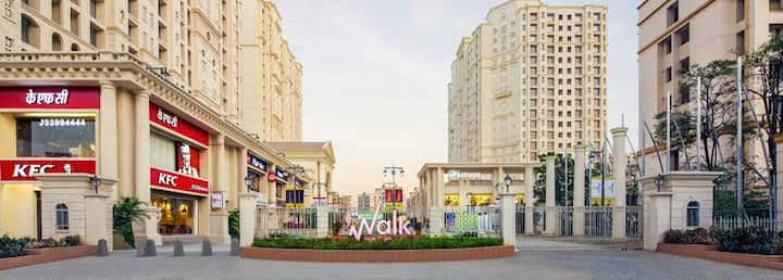 High Street Living - 1 BHK @ Hiranandani Thane