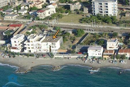 BLUMAR affitti app 35 Lungomare Pellaro n167 RC It - Reggio Calabria