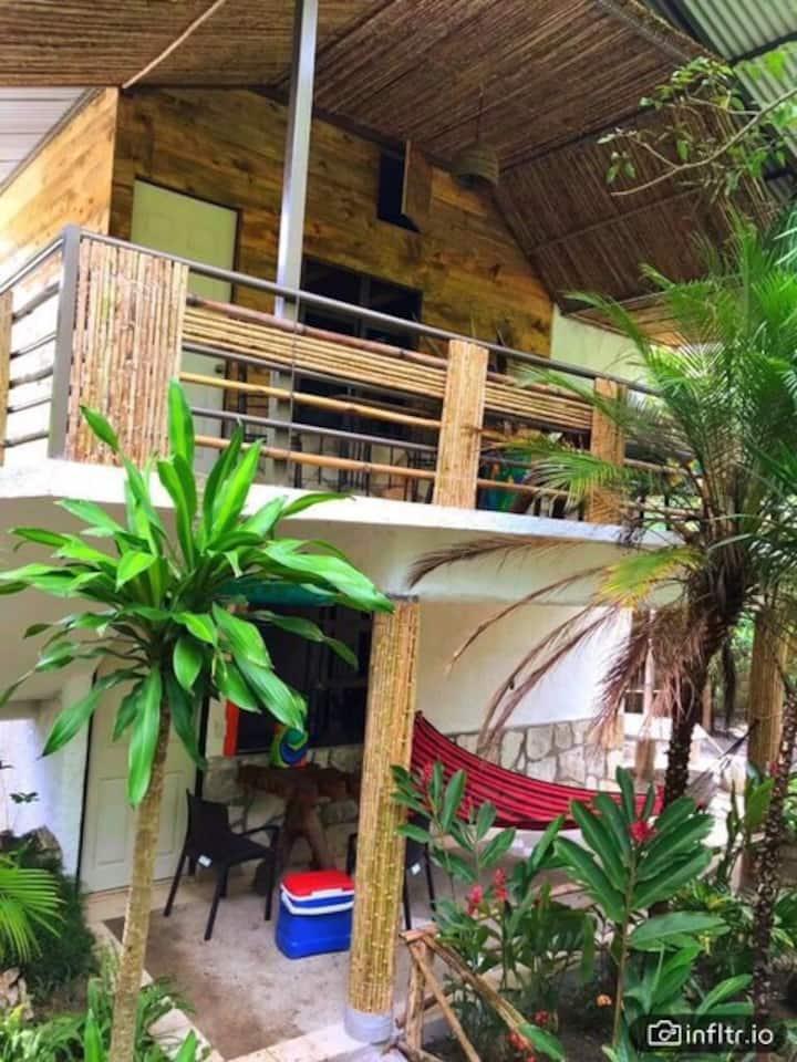 Habitación cabaña en Quilas hotel
