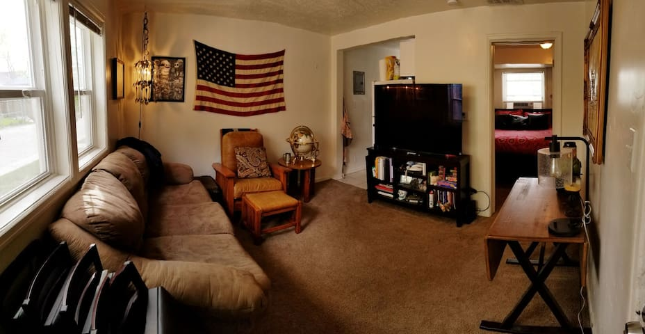 Downtown Private Apartment - Salt Lake City - Apartamento