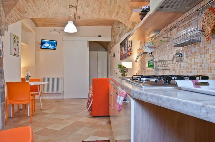 Appartamento 2 Rocca Paolina, Centro Storico
