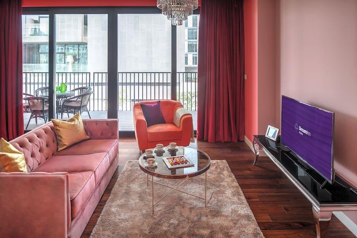 City Walk - Alluring 3 Bedroom Apartment