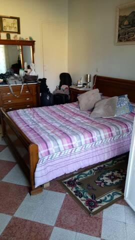 Une véranda dans un logement tout confort