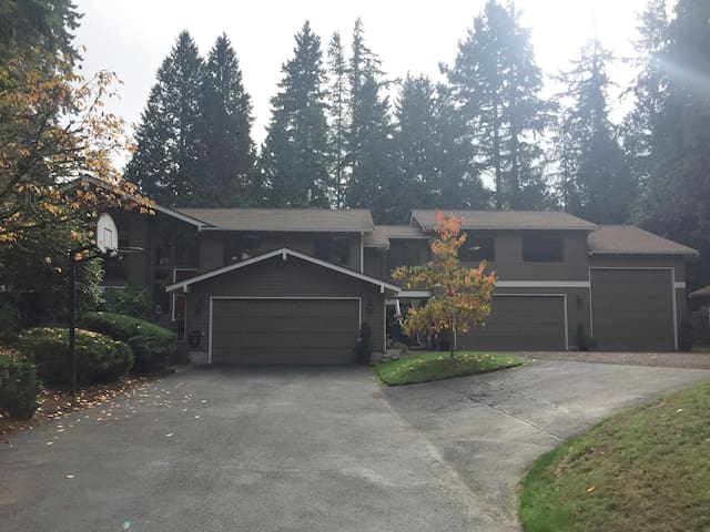 Hollywood Hill Private Drive (Woodinville)