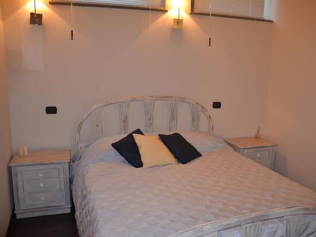 Tripla Comfort Bagno in camera con doccia-Lavanda