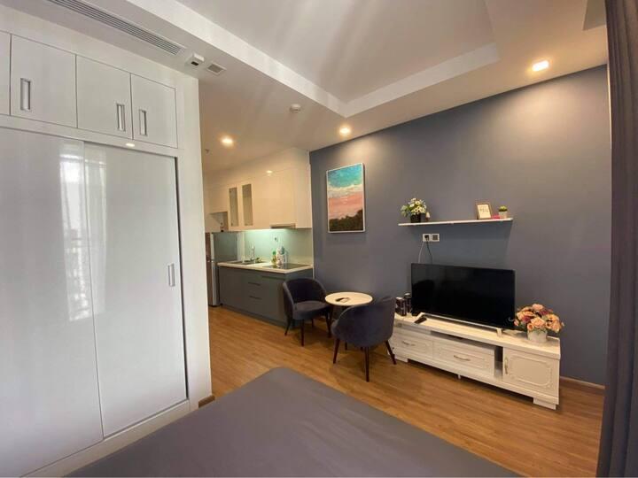 Pika House Studio 28m2 Vinhomes GreenBay