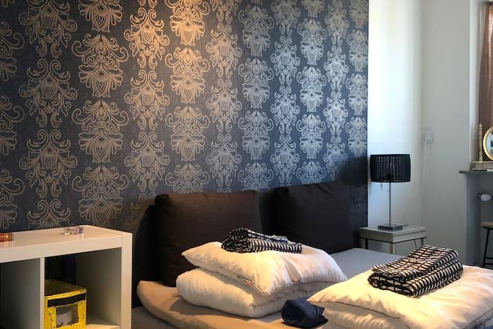 Apartment central of Copenhagen Nordic decorated