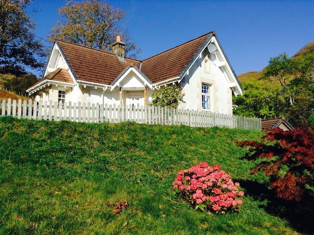 Laga Cottage , Ardnamurchan, - Laga - Huis