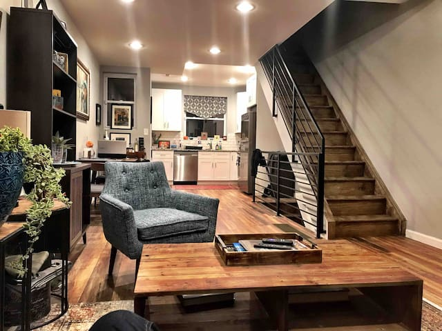 Modern South Philly Townhome