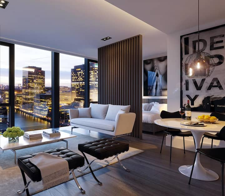 Luxury Living & Lifestyle - Canary Wharf