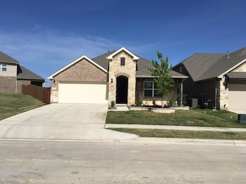 Haslet Home
