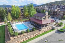 Bear Hollow Village Clubhouse - Pool (open summer only), Hot Tub, Fitness Center