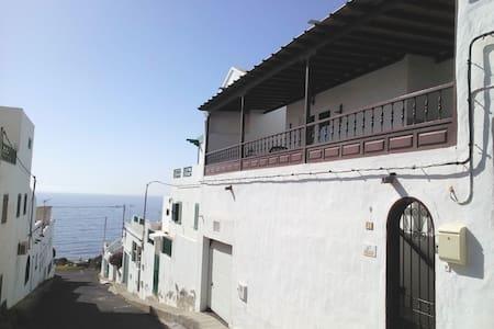 Casa La Fula. Vivienda a 70 mt de la playa. - Playa Quemada - Rumah