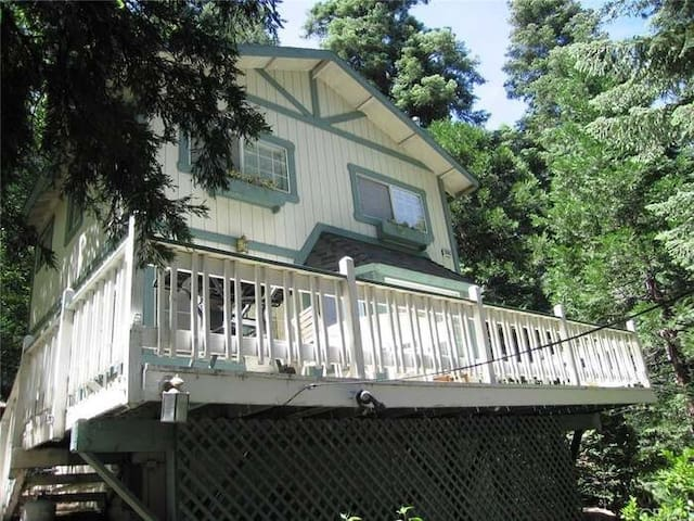 Charming & Cozy Lake Arrowhead Cottage