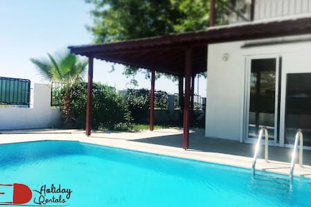 4 Bedroom Spacious Villa+Prvt. Pool - Serik - Vila