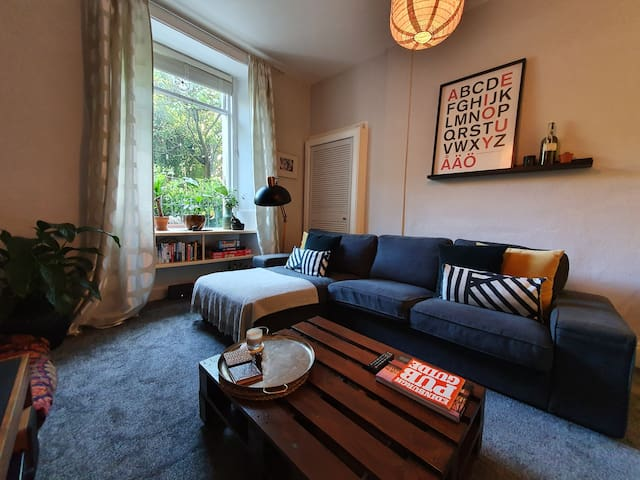 Stylish & Comfortable flat Edinburgh City Centre