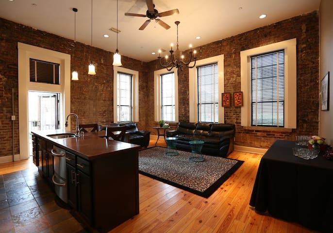 Downtown Luxury Loft Unit B