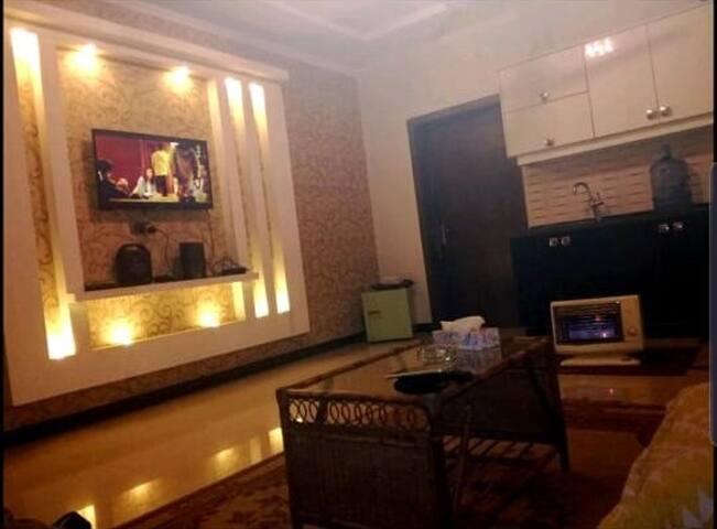 KourWadaan Studio Apartment