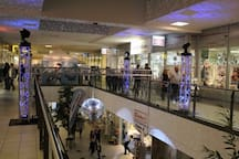 shopping mall in Marktredwitz