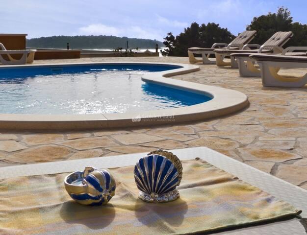 Paradise Lost 2 - Apartment Korčula - Vela Luka - Wohnung