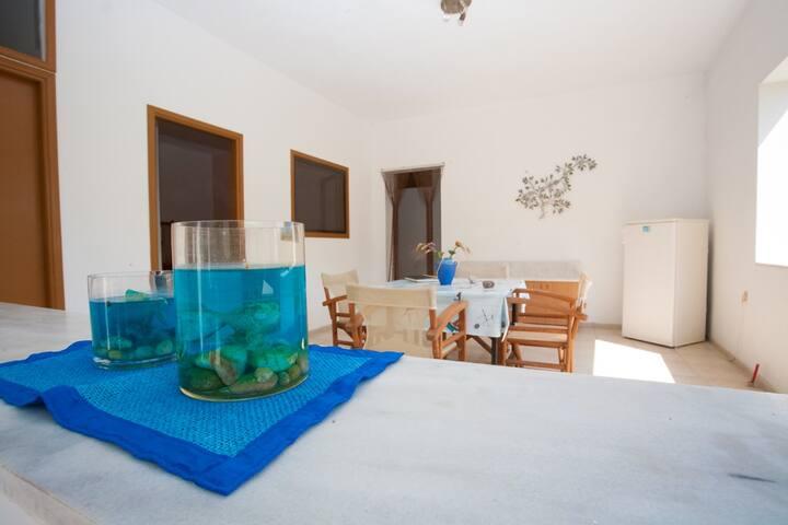 Apartment with Bathroom - Lagkada - Condominio