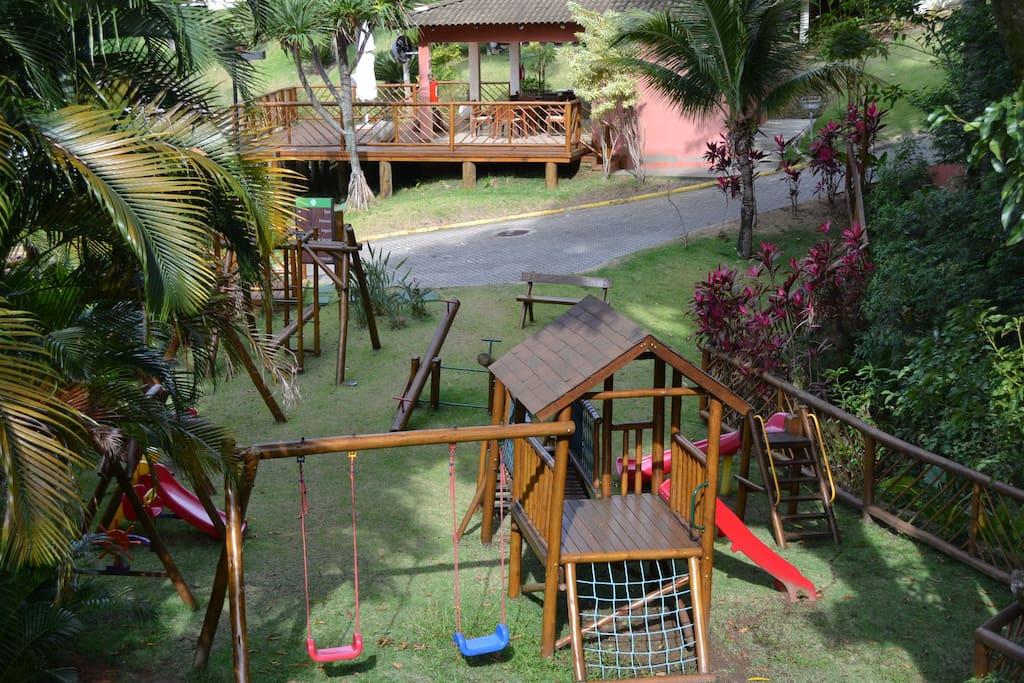 Parque Crianças