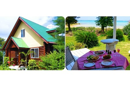 『Coral Cottage』 Private beach resort !!