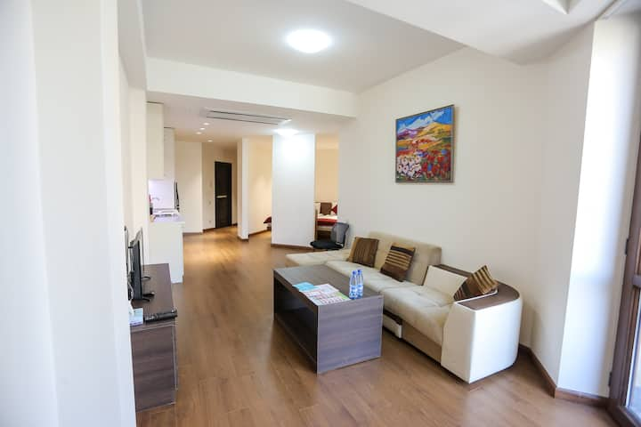 Welcome City Center Apartments (Studio)